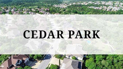 Cedar Park region