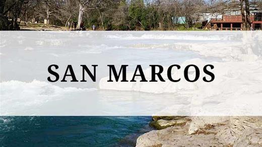 San Marcos region