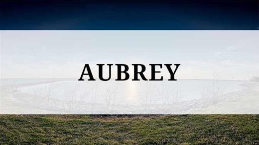 Aubrey region