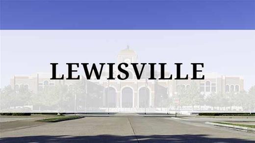 Lewisville region