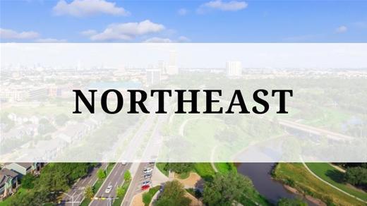 Northeast region - Northeast Houston