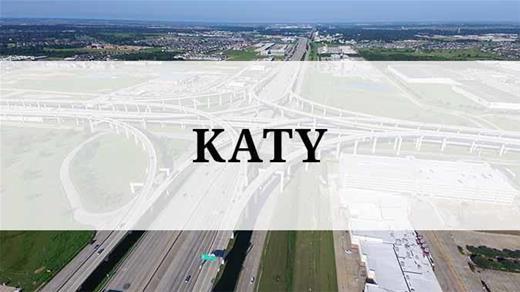 Katy region