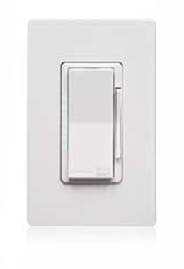 white leviton wi-fi rocker light switch