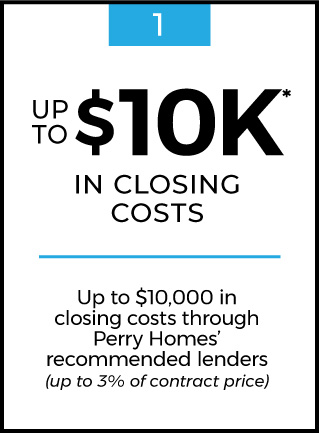 Up to $10K in Closing Costs