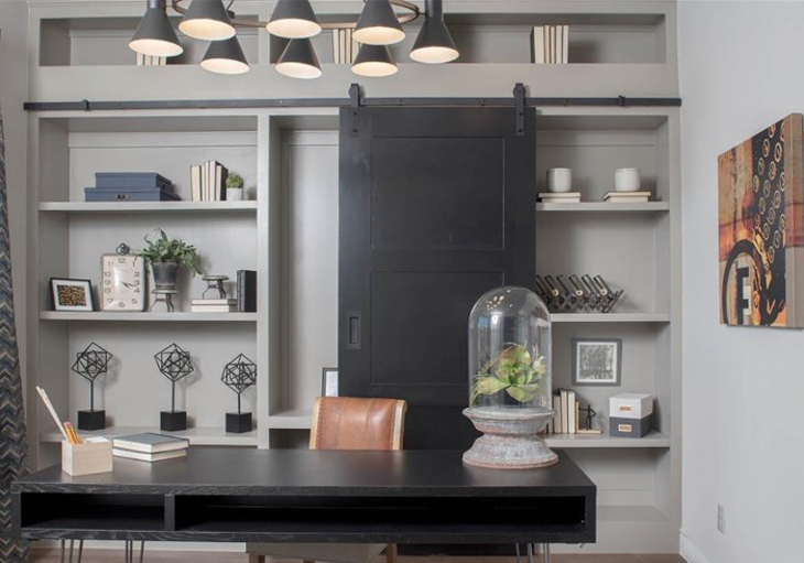 6 Desk Layout Ideas For The Perfect Home Office Setup Perry Homes