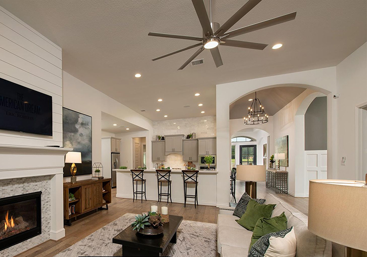 Personalize Your New Home With Perry Homes Design Center Perry Homes
