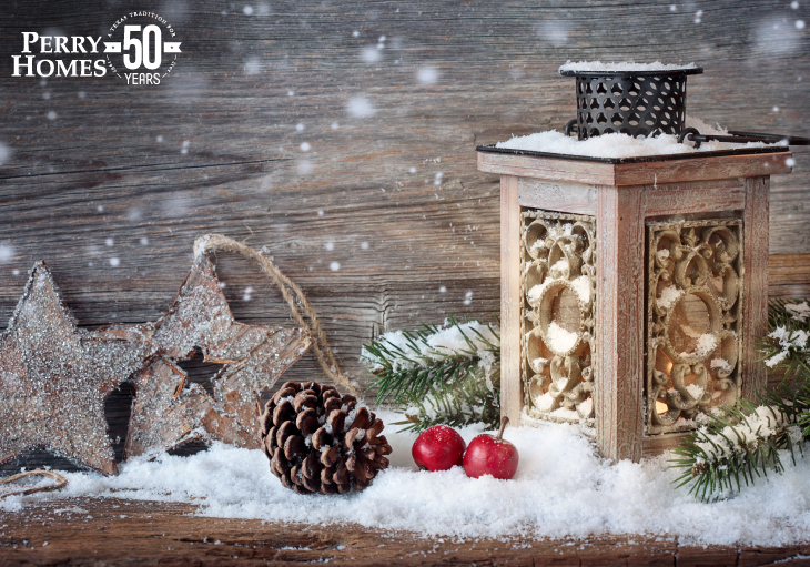 Christmas decorations to light up your home