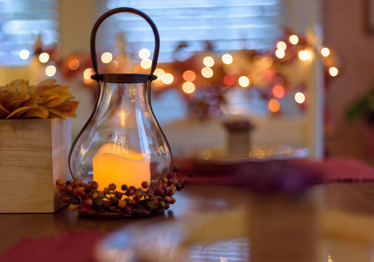 Indoor Fall Decor Ideas Perry Homes