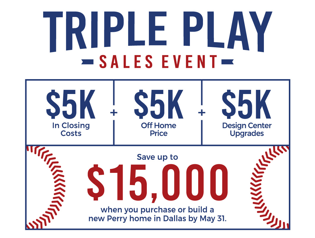 Triple Play Sales Event Promotion - Dallas